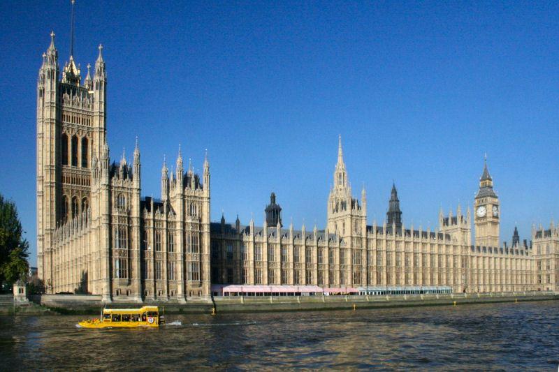 Il parlamento ed il big ben for Il parlamento